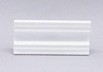 Moldura Rodateto poliestireno (isopor) Gart Ref. A3 - Alt 3 cm  Metro