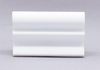 Moldura rodateto poliestireno (isopor) Gart Ref. D - Alt 5 cm  Metro