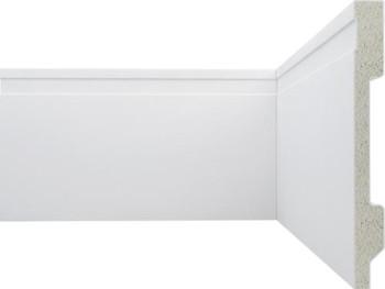 Rodapé poliestireno Plasbil PS Ref. 34 Alt 15 cm - Metro