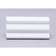 Moldura rodateto poliestireno (isopor) Gart Ref. K1 - Alt 3 cm Metro