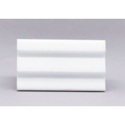 Moldura rodateto poliestireno (isopor) Gart Ref. M1 - Alt 12 cm  Metro
