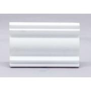 Moldura rodateto poliestireno (isopor) Gart Ref. J - Alt 4,5 cm  Metro