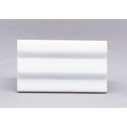 Moldura rodateto poliestireno (isopor) Gart  Ref. M2 - Alt 6 cm  Metro