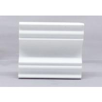 Moldura rodateto poliestireno (isopor) Gart Ref. A1 - Alt 8 cm  Metro