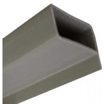 Tubo Metalon de PVC para TETO e Forro de PVC 40x20 Barra 3 m