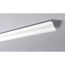 Moldura rodateto poliestireno (isopor) Gart Ref. AT - Alt 10 cm  Metro