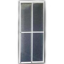 Box Acrílico Frontal Acab Alumínio ou Fosco M²