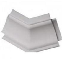 Acabamento Canto Externo 45° Branco 4 cm