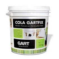Cola rodapés roda-tetos e roda-meios marca Gartfix 5 kg