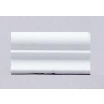 Moldura rodateto poliestireno (isopor) Gart Ref. F - Alt 3,5 cm  Metro
