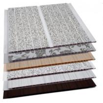 Forro de PVC Painel Decorativo LISO ESPECIAL TWB 20 cm Larg 9 mm m² (Barras de 2 a 6m)
