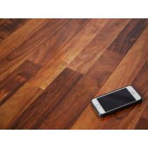 Piso laminado de madeira - ospe floor click high gloss c/ brilho com bevel - sareta -8,3 mm - M²