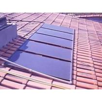 Forro PVC Placa Modular / Aquecimento solar  - Placa 1,24 x 0,62