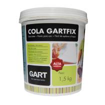 Cola rodapés roda-tetos e roda-meios marca Gartfix 1,5Kg
