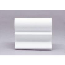 Moldura rodateto poliestireno (isopor) Gart  Ref. C - Alt 8 cm  Metro