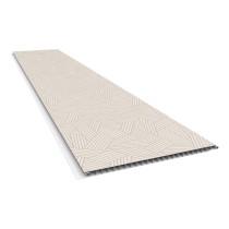 Revestimento Vinílico Decorado Especial PVC Coleção Abstrato - 10 mm x 25 cm larg  (M²)