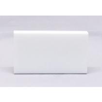 Rodapé poliuretano Gart Ref. WB5 - Alt 5 cm - Metro