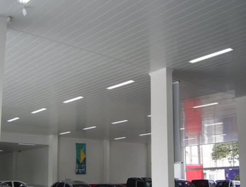 7fd12d885 Forro PVC instalado / colocado com isolante Melhor preço e qualidade ...