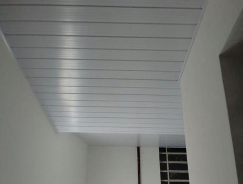 6a082254ba90 Forro PVC instalado / colocado melhor preço m² de SP R$ 29,90