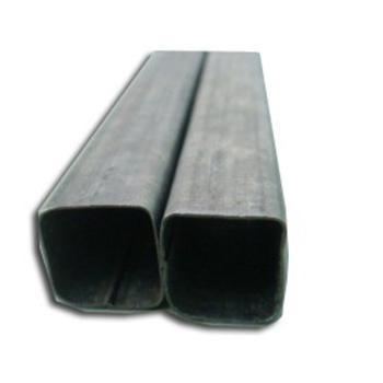 Tubo Metalon Galvanizado para forro PVC 15x15  Barra de 6 mt