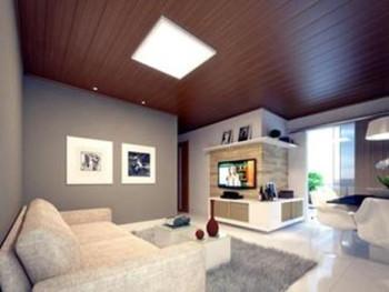 Forro PVC Colorido, Amadeirado ou Decorado instalado / colocado m²