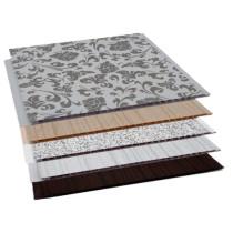 Forro de PVC Painel Decorativo LISO ESPECIAL TWB  9 mm  20 cm Larg  Barra 3 m