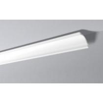 Moldura rodateto poliestireno (isopor) Gart Ref. GP - Alt 10 cm Metro