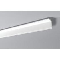 Moldura rodateto poliestireno (isopor) Gart Ref. GT - Alt 12 cm  Metro