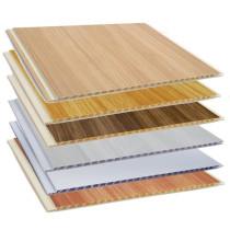 Forro de PVC Painel Decorativo LISO BRILHO PREMIUM Plasforro 7 mm  20 cm larg  Barra 6 m