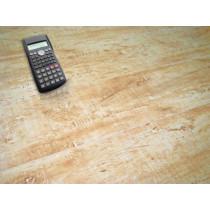 Piso laminado de madeira - ospe floor click acústico com bevel - ospe - 8,3 mm - M²