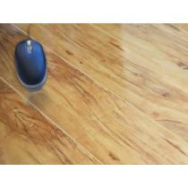 Piso laminado de madeira - ospe floor click - high gloss  com bevel - decor - 8,3 mm-  M²