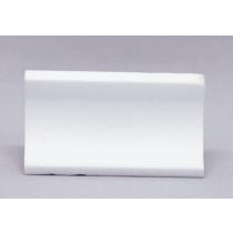 Moldura rodateto poliestireno (isopor) Gart Ref. B2 - Alt 3,5 cm  Metro