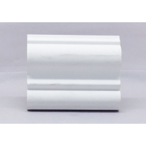 Rodameio poliuretano Gart Ref. S8  Alt 8 cm - Metro