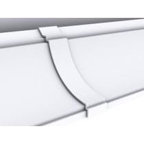 Acabamento União p/ Moldura Branco 2 cm